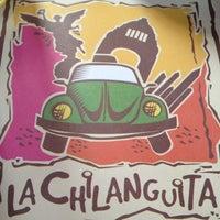 Photo taken at La Chilanguita by Valeria C. on 5/1/2012
