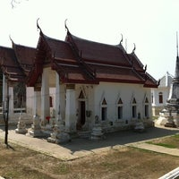 Photo taken at วัดอุโปสถาราม by Produck on 11/26/2011