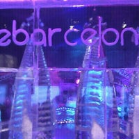 Photo taken at Icebarcelona by Miriam B. on 5/4/2012