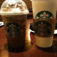 Photo taken at Starbucks by Jennifer T. on 9/27/2011