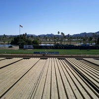 Photo taken at Turf Paradise by James S. on 1/28/2012