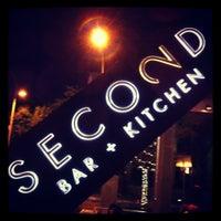 Photo prise au Second Bar + Kitchen par Leif E. P. le6/30/2012