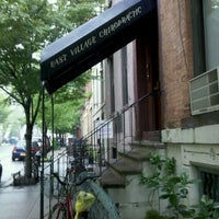 Photo taken at East Village Chiropractic by Lisa G. on 5/16/2011