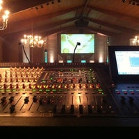 Photo taken at Highland Park Baptist Church by Jordan M. on 7/31/2011