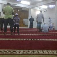 Photo taken at Zeyneb Jumma Mosque by Ayad Z. on 3/7/2012