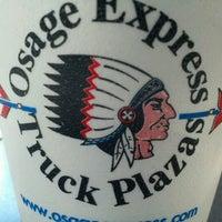 Photo taken at Plantation Truck Plaza by Becky V. on 7/17/2012
