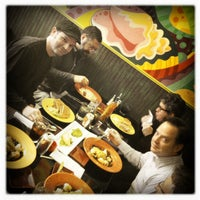 Photo taken at Caribe Caribbean Bistro by Chuck O. on 4/11/2012
