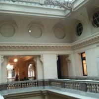 Photo taken at Palacio de Justicia de la Nación by Octavio C. on 9/22/2011