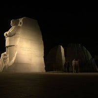 Photo taken at Martin Luther Monument by Steven M. on 8/3/2012