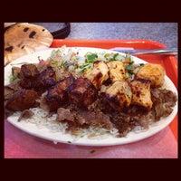 Photo taken at Bereket Turkish Kebab House by Kashem M. on 6/11/2012