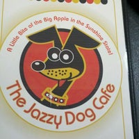Photo taken at Jazzy Dog Cafe by Greg B. on 12/2/2011