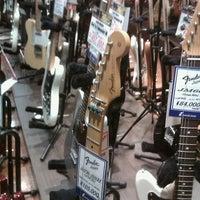 Photo taken at Yamano Music Ginza by yellowblue7 on 4/16/2011