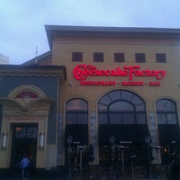 Photo taken at The Cheesecake Factory by chardae on 9/19/2011