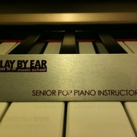 Photo taken at Play By Ear Music School by Teacher V. on 6/11/2011
