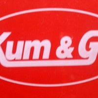 Photo taken at Kum & Go by Ashlee D. on 10/13/2011