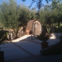 Photo taken at Mount Palomar Winery by Carol V. on 10/16/2011
