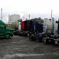 Photo taken at truck depot by Roman G. on 5/31/2012