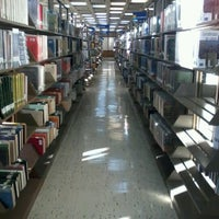 Photo taken at Biblioteca Central Luis David Cruz Ocampo by Camimi B. on 8/7/2012