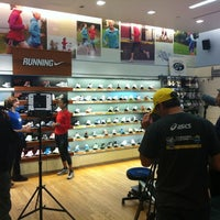 Photo taken at New York Running Company by Rags on 6/25/2012
