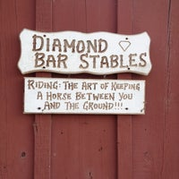 Photo taken at Diamond Bar Stables by Jory F. on 6/11/2012