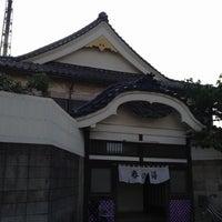 Photo taken at 春の湯 by 原田 サ. on 6/7/2012