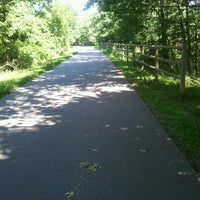 Photo taken at Dutchess Rail Trail by MaryAnn C. on 6/15/2012