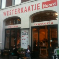 Photo taken at Westerkaatje Noord by Lodewijk R. on 6/9/2011