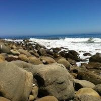 Photo taken at El Capitan State Beach by Ryan K. on 7/8/2012