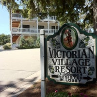 Photo taken at Victorian Village Resort by Sasithorn S. on 9/10/2011