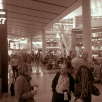 Photo taken at Terminal E by Randy on 10/21/2011