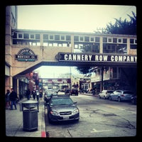 Photo taken at Cannery Row by @Nacron on 5/25/2012