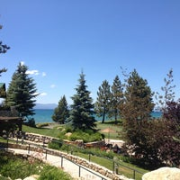 Photo taken at Edgewood Tahoe Golf Course by Andy N. on 7/5/2012