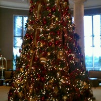 Photo taken at Omni Providence Hotel by Crystal L. on 12/17/2011