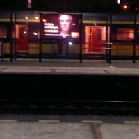 Photo taken at Platform 6 by samantha v. on 11/17/2011