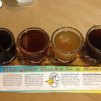 Photo taken at The Dodging Duck Brewhaus by George G. on 11/25/2011