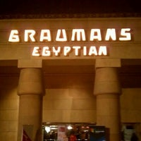 Photo taken at The Egyptian Theatre by James G. on 1/18/2012