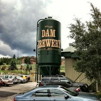 Photo taken at Dillon Dam Brewery by Justin Y. on 7/31/2011