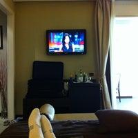 Photo taken at Hotel Artemide by DAISUKE K. on 8/13/2011