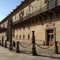 Foto tomada en Hotel Parador de Santiago - Hostal dos Reis Católicos por LuisGrosales .. el 3/23/2012