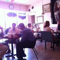 Photo taken at Little Athens Gyro by Chelsea R. on 5/2/2011