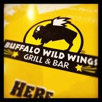 Photo taken at Buffalo Wild Wings by Evan P. on 11/29/2011