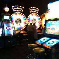 Photo taken at Dave & Buster's by Brittany M. on 4/15/2012