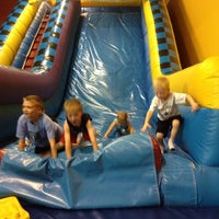 Photo taken at Pump It Up by Jamie O. on 5/26/2012