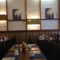 Photo taken at David's Delicatessen & Restaurant by David H. on 2/26/2012
