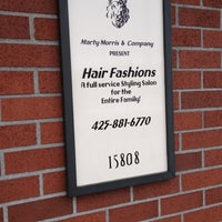 Photo taken at Hair Fashions by Shannon H. on 4/5/2012