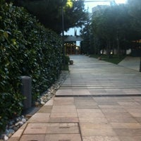 Photo taken at IESE Business School - North Campus by Israel S. on 2/21/2012