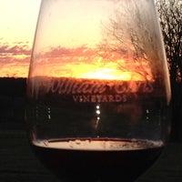 Photo taken at William Chris Vineyards by Anne R. on 2/25/2012