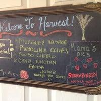 Photo taken at Harvest Pizzeria by Bethia W. on 5/19/2012