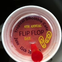 Photo taken at Tropical Smoothie Cafe by Joe F. on 6/15/2012