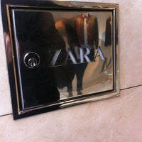 Photo taken at Zara by Diego C. on 2/11/2012